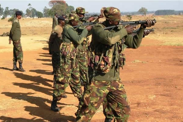 Tip of the Spear: Kenya's Special Operations Forces – The